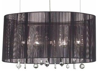 Bora Pendant Light - modern - pendant lighting - - by Inmod  sc 1 st  Pinterest & 22 best SWAROVSKI LIGHTING images on Pinterest | Swarovski ... azcodes.com