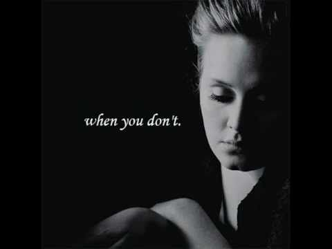 i can't make you love me - adele (w/ lyrics) -   adele's live performance of i can't make you love me by Bonnie Raitt