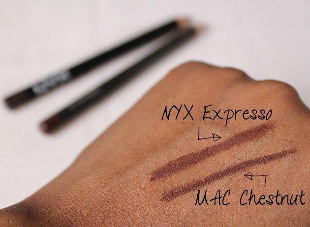 Dupe for MAC Chestnut Lip Liner