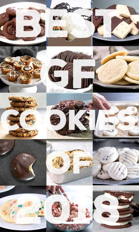 The Very Best Gluten Free Cookies of 2018