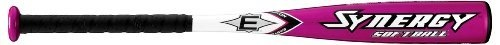 Easton Youth Synergy Fast Pitch Softball Bat, Pink, 25/14 by Easton. $29.95. 11 oz. drop. Save 25%!