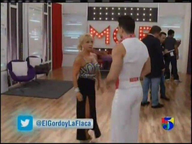 La controversia con Yoladita Monge en mira quien baila #Video - Cachicha.com