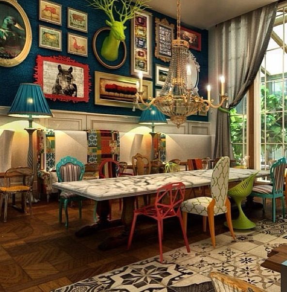 Eclectic Restaurant Decorating: 25+ Best Ideas About Wall Behind Tv On Pinterest
