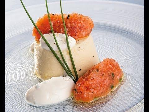 Flan di patate di Luca Montersino