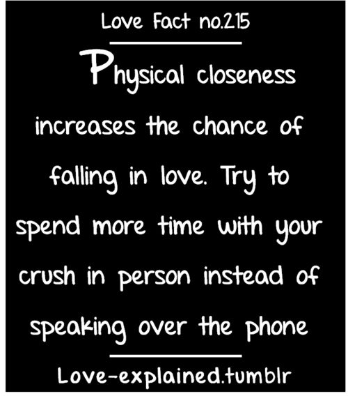 Dating psychology facts