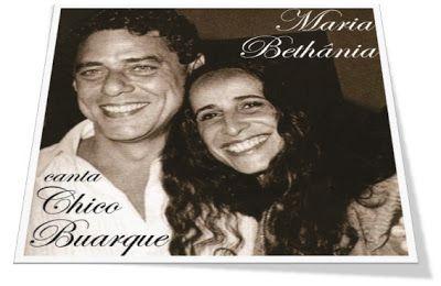 Discografia completa de Maria Bethânia: MARIA BETHÂNIA CANTA CHICO BUARQUE*