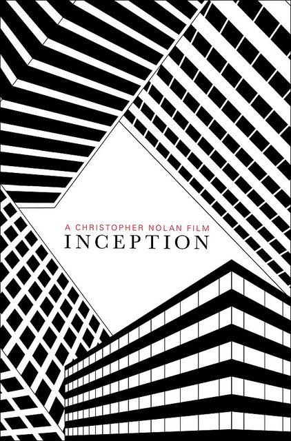 -Inception [2010] by Mat Bond- Buena película como para verla 2 ó 3 veces