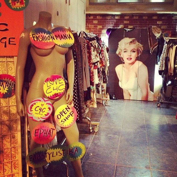We love Marilyn! Amsterdam Fashion Week C4CVintage & Partners — bij Posthoornkerk. http://lnkd.in/3EVVDV