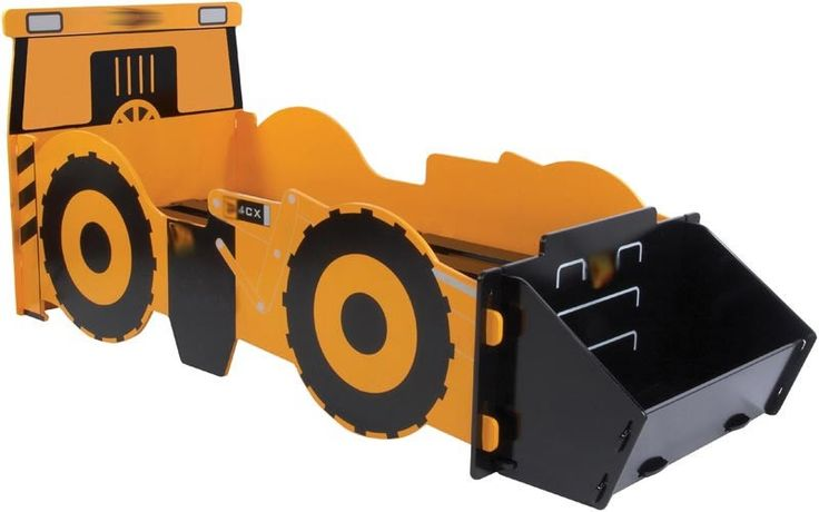 Kids Digger & Toy box - Single size Bed | Other | Baby Cots | babies.co.nz