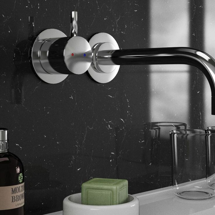 Black Marquina WBP Plywood Shower Panel (2420mm x 1200mm x 11mm). Available to buy from:http://rearo.com/bathroom/selkie-board/black-marquina-wbp-plywood-shower-panel-2420mm-x-1200mm-x-11mm-21683/  Selkie Board waterproof wall panels are the modern, environmentally alternative to tiles. Choose from 39 decors, which are simple to install,easy to clean and offers the perfect solution for bathrooms and showers.