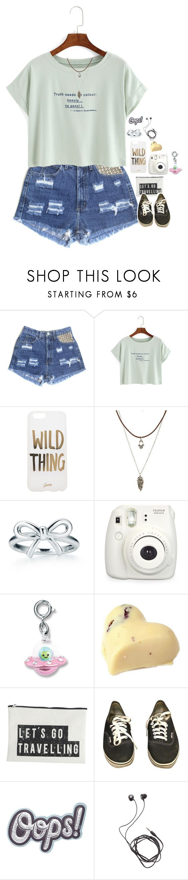 """""""❝I Was Never Imporant, Was I?❞"""" by astroed ❤ liked on Polyvore featuring GUESS, WithChic, Sonix, Charlotte Russe, Fuji, House Doctor, Vans, Anya Hindmarch and Diane Von Furstenberg"""