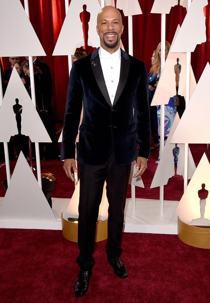 COMMON en Prada | Oscars 2015