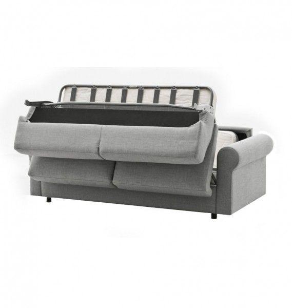 Designersofa Shanghai 2 3 5 Sitzer Grau Sofa Design Sofa Ausziehbares Sofa
