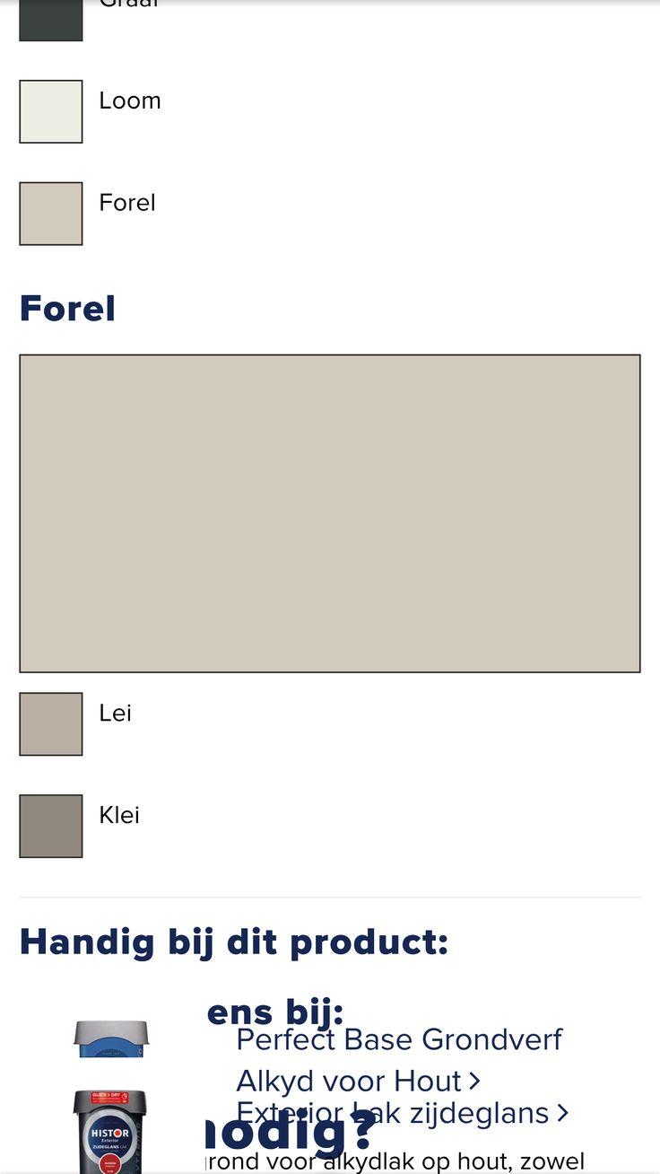 Histor - Forel