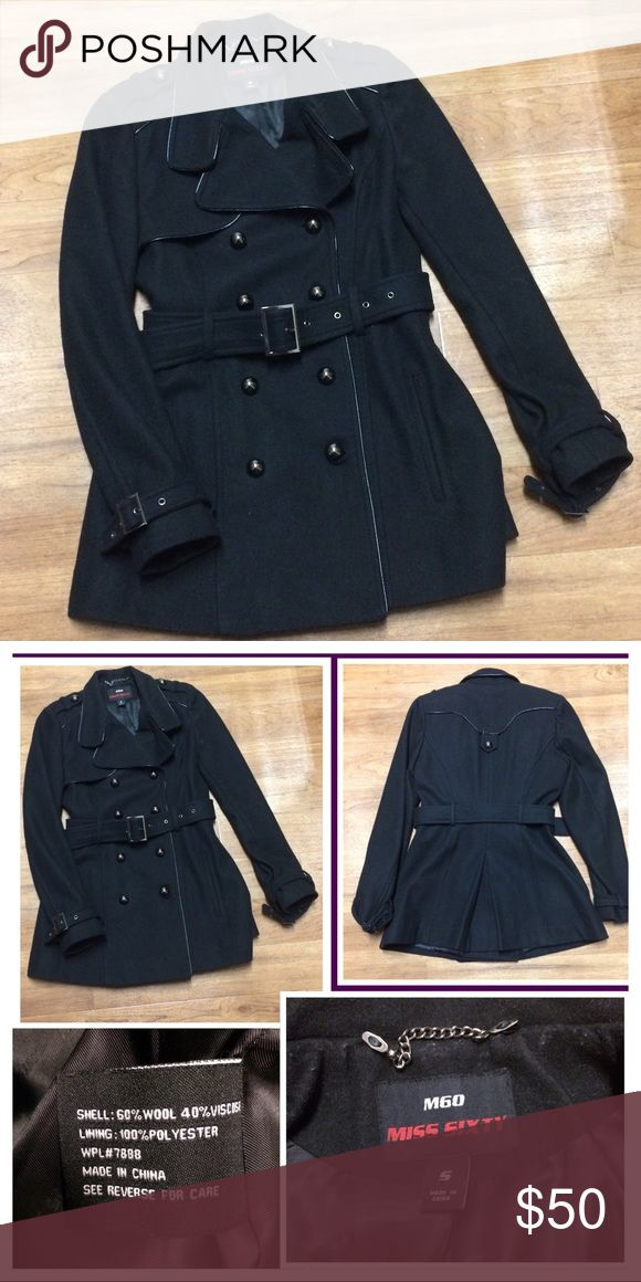 Miss Sixty Coat Miss Sixty Coat. Great condition. Miss Sixty Jackets & Coats