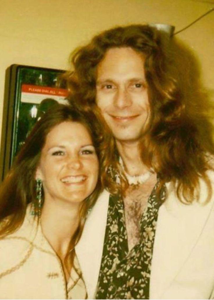 Leslie Hawkins and Dean Kilpatrick