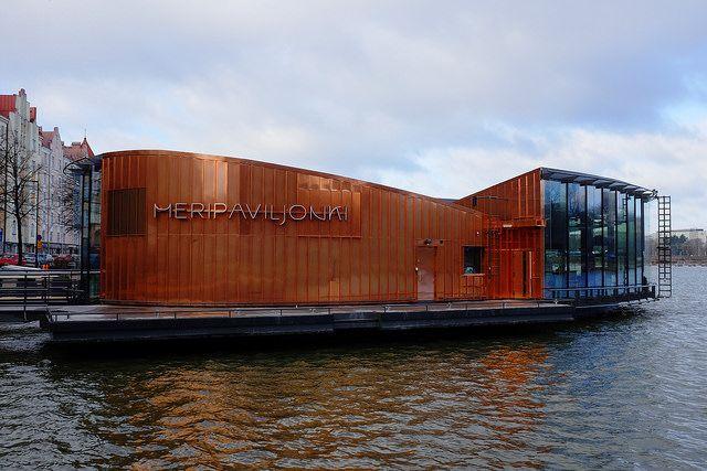 Meripaviljonki, Helsinki
