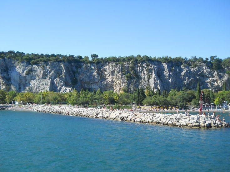 Sistiana Bay...near Trieste