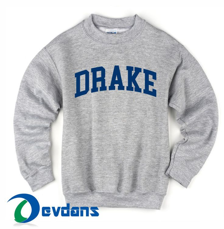 Like and Share if you want this  DRAKE Sweatshirts size S,M,L,XL,2XL,3XL     Tag a friend who would love this!     $27.99    Get it here ---> https://www.devdans.com/product/drake-sweatshirts-size-smlxl2xl3xl/
