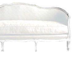 Vintage Euro Louis Sofa