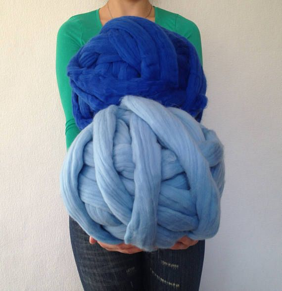 Sale Chunky yarn Super bulky yarn Roving wool Super Thick