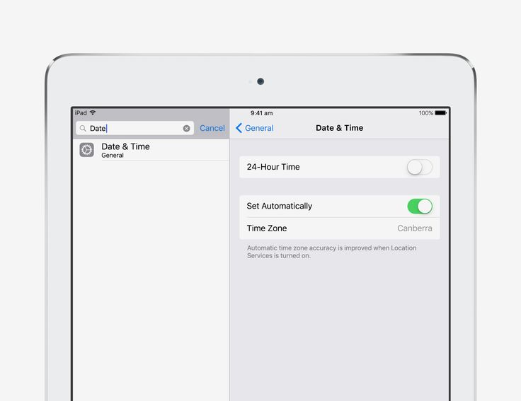 Get to a setting quickly - iOS 9 Tips and Tricks for iPad - Apple Support
