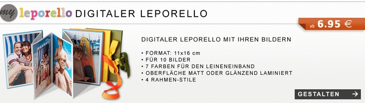 Digitaler Leporello