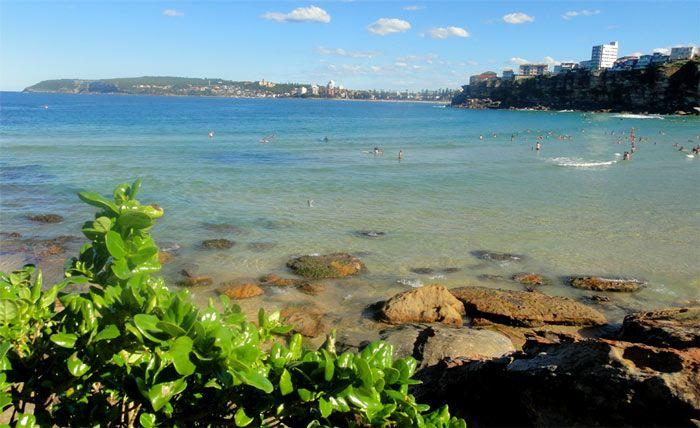 Freshwater Beach, Sydney/Lower North Shore, NSW Australia    Freshwater Beach is located 17 kilometres north-east of the Sydney CBD.