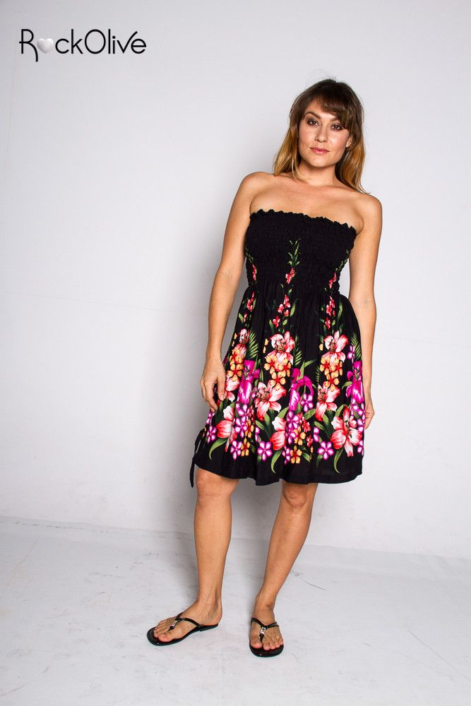 Blossom Holiday Dress