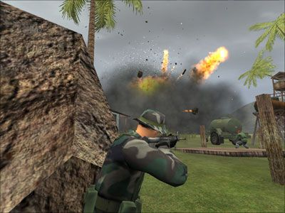 Delta Force Xtreme Game Images
