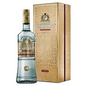 Russian Standard Vodka Gold 750ML