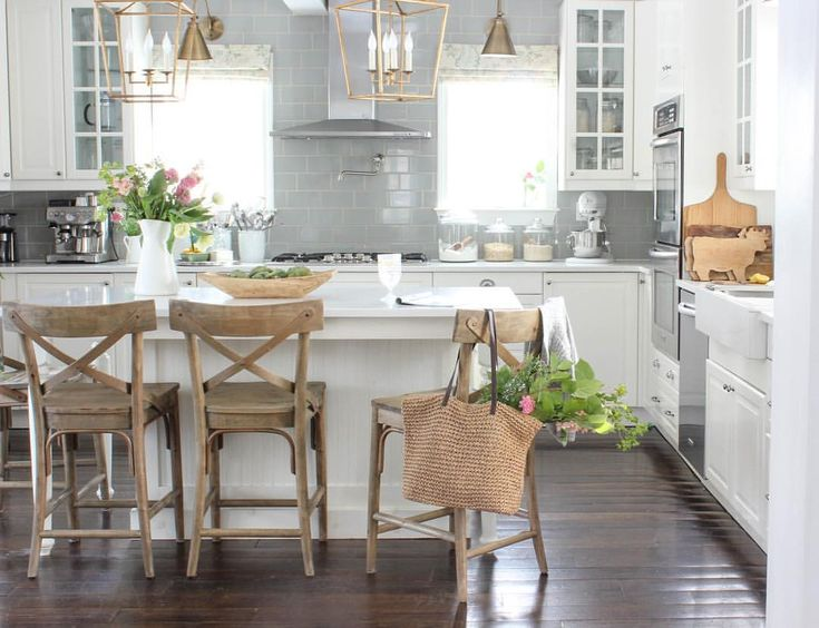319 Best White Kitchen Cabinets Inspiration Images On