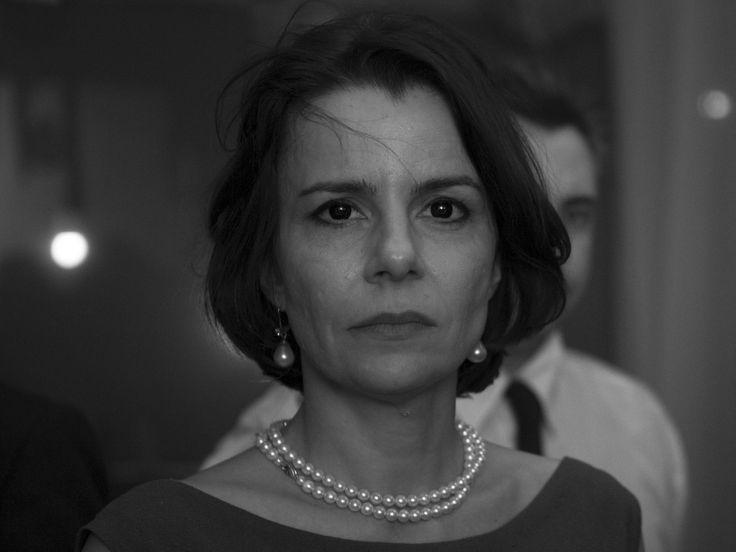 Agata Kulesza as Wanda Gruz in IDA (2013, dir Paweł Pawlikowski)