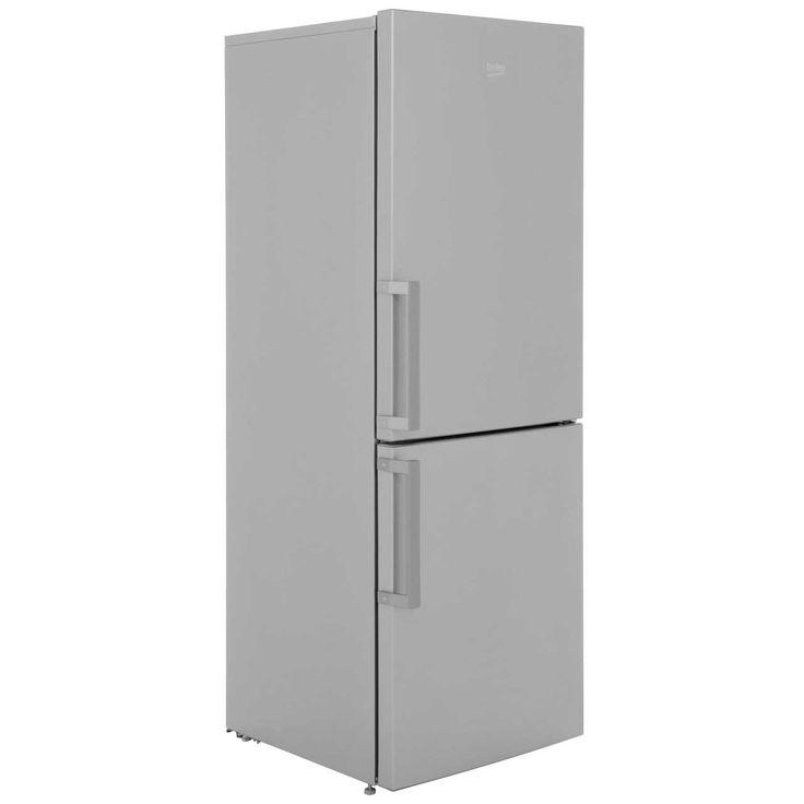 Beko Cfp1675s 60 40 Frost Free Fridge Freezer Silver