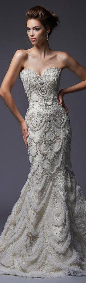 Enaura Bridal Fall 2013 Wedding Dresses