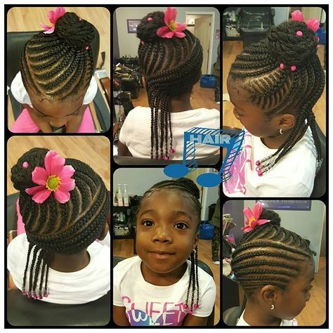 #Deeperthanhair #childrenshair #kidstyles #cornrows #fishbones #someupsomedown #kidsbraids #philadelphia #Phillyhair #lovepark #ilovebeads #childrensbraids #bunlife  #design #kiddies