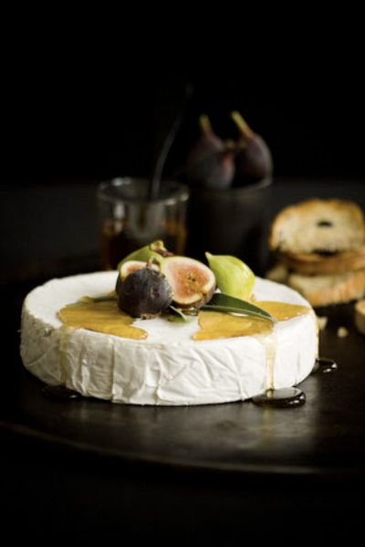 """""""Black fig shoot."""" Styling by Paul Lowe. Photography by Colin Cooke #cheese"""