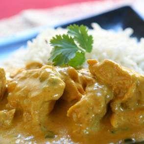 Recette Sauté de porc au curry par Dreey - recette de la catégorie Viandes