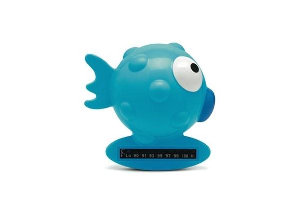 Chicco termometro da bagno igiene sicura azzurro