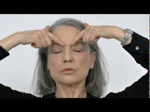 5 Übungen CANTIENICA®-Faceforming von Benita Cantieni