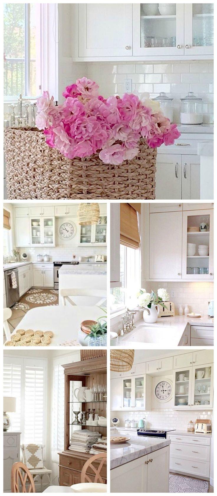Farm Kitchen Decorating Ideas 275 best kitchens images on pinterest | dream kitchens, white