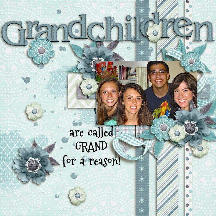 Grandchildren - Scrapbook.com