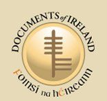 Documents of Ireland-CELT (Corpus of Electronic Texts) site that contains a wealth of Irish literary and historical documents.  You can find The Constitution of the Irish Free State (Saorstat Eireann) Act of 1922 in the data base