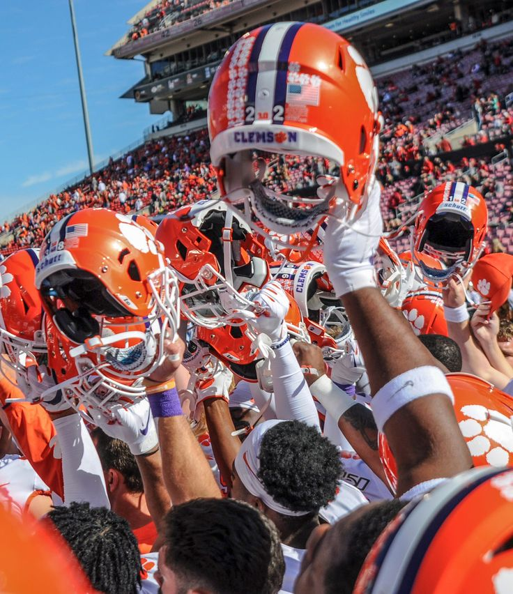 Clemson scores in bunches cruises past Boston College in