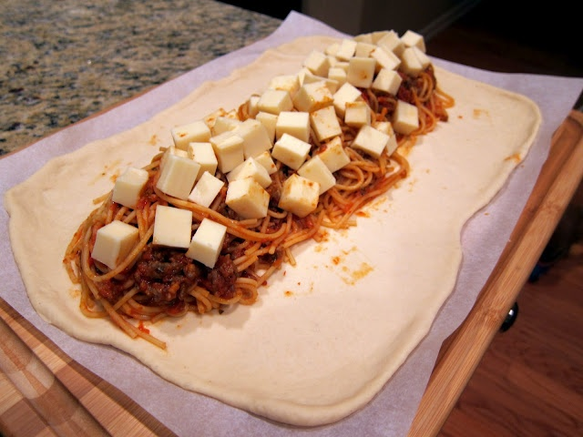 OMG! Braided Spaghetti Bread » The official blog of America's favorite frozen dough