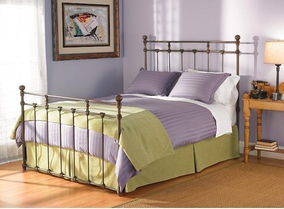 Sena King Bed, Iron Beds, Wesley Allen. This bedu0026#39;s sweet u0026quot;heartu0026quot; accents stir up memories of ...