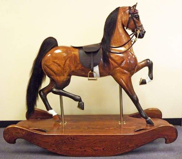 384 Best Rocking Horses Chairs Images On Pinterest