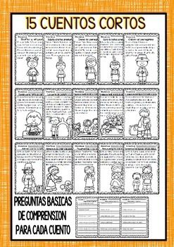 Easy-Reading-for-Reading-Comprehension-in-Spanish-November-Set-2108471 Teaching…