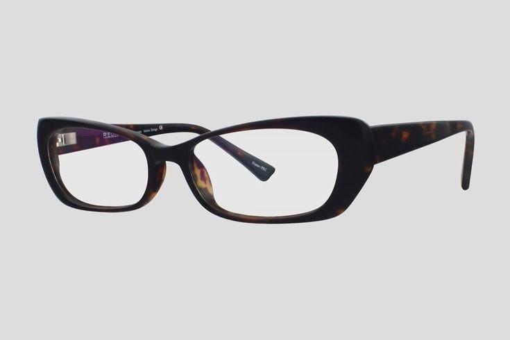 #Brillen van Reor. Dit is de Berniss (art. nr. F10.644FTU), complete bril vanaf € 39.90. #Montuur van schildpad design acetaat. Verkrijgbaar in nog twee andere kleuren.