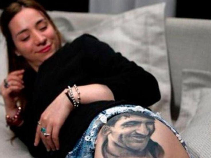 Ms de 25 ideas increbles sobre Tatuaje messi en Pinterest  FC